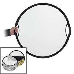1 handled reflector collapsible disc