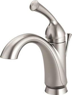 Delta Faucet Haywood Single-Handle Bathroom Faucet with Diam