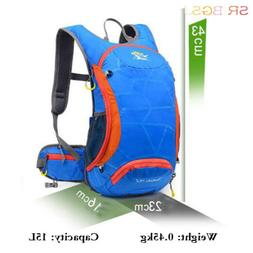 15L Waterproof Backpack Hydration Professional Travel Sport