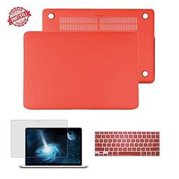 "2016 Macbook Pro 13"" Case Cover, IC ICLOVER Rubberized Matte"