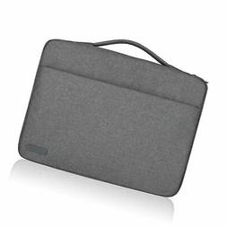 Arvok 15 15.6 Inch Water-Resistant Canvas Fabric Laptop Slee