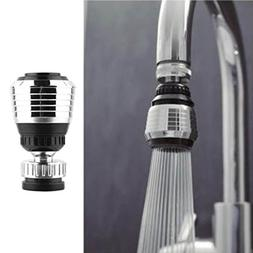360 Rotate Swivel Faucet Nozzle Filter Adapter Water Saving