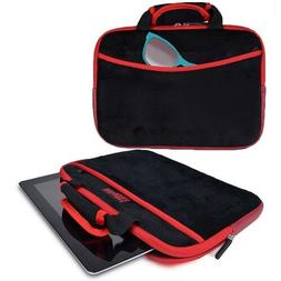 "7"" - 10"" inch Tablet Sleeve Carry Case Bag with handle for i"