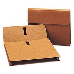 Smead 77142 - Two Inch Expansion Wallet with Velcro, Letter,