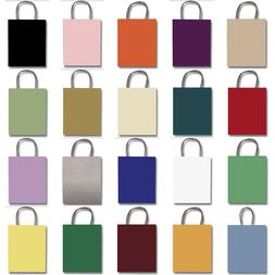 "9"" Medium Kraft Tint Paper Party Supplies Favor Gift Bags wi"
