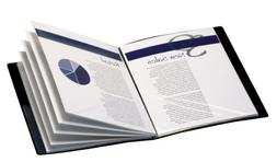Cardinal by TOPS Products Custom ShowFile Presentation Book,