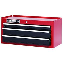 Craftsman 26 In. 3-drawer Chest Heavy-duty Ball Bearing Midd