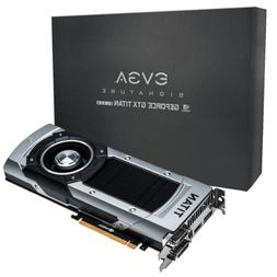 EVGA GeForce GTX TITAN BLACK Superclocked Signature 06G-P4-3