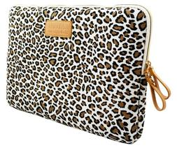 KayondCute Leopard's Spots Style Canvas Fabric Ultraportable