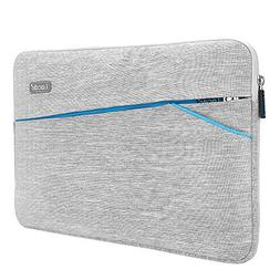 Lacdo 13 Inch Waterproof Laptop Sleeve Case Compatible MacBo