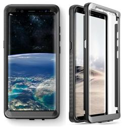Samsung Galaxy Note 8 Case Poetic Shockproof Cover with Scre