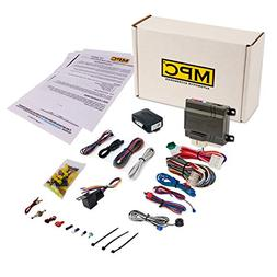 Add On Remote Start Kit for GM Vehicles w/ Keyless Bypass Mo