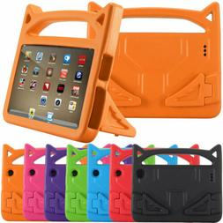 For Amazon Kindle Fire HD 8 2017 7th Gen Kids Shockproof Cas