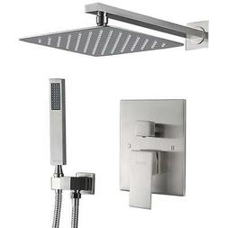 Artbath Shower Set-12 Inch Complete Rainfall Shower System W