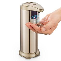 Automatic Soap Dispenser, Touchless Stainless Steel Soap Dis