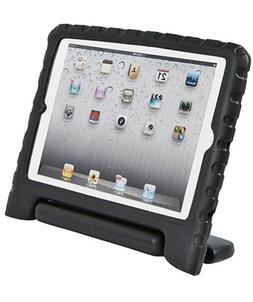 Black Heavy Duty Foam Case Cover with Handle for iPad i Pad