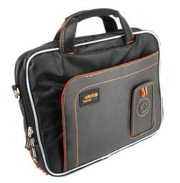 DURAGADGET Black Laptop Bag Shoulder Strap Case For The New