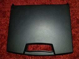 Black Plastic Case with Handle