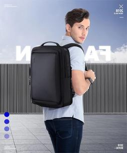 BOPAI Best Professional Men Business Backpack Travel Waterpr