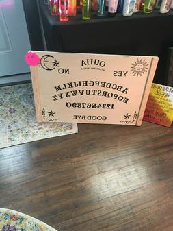 BRAND NEW HANDMADE NOODLE BOARD/STOVE TOP COVER-OUIJA BOARD
