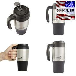 Bubba Insulated Travel Mug Hot Cold Coffee Tumbler Stainless