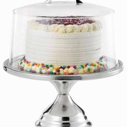 Cake Cover With Metal Handle