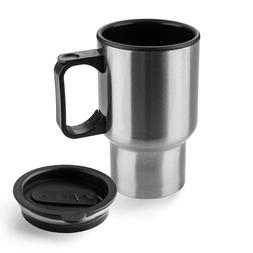 ONEB Car Cup Travel Mug 450ml With handle Stainless Steel Co