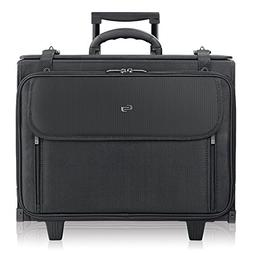 Solo Lincoln Rolling Catalog Case, with Dual Combination Loc