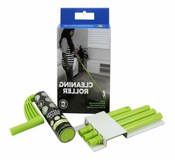 cleaning roller with adjustable long handle