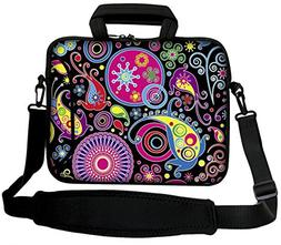 """WATERFLY Colorful Pattern Design 9.7 10"""" 10.2"""" inch Laptop N"""