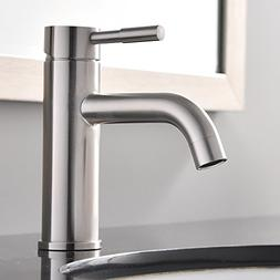 Shaco Commercial Stainless Steel Vanity Single Handle Bathro