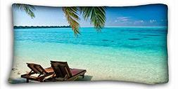"Custom  Zippered Body Pillow Case Cover Size 20""X36"" suitabl"