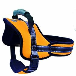 dog harness with handle no pull no