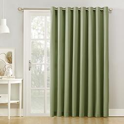 Door Curtain Panel Sliding Glass Patio Blinds 25 Pull Wand S