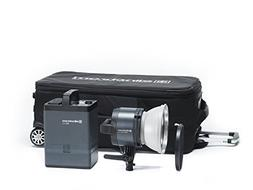 Elinchrom ELB 1200 Hi-Sync To Roll Kit with Portable Power P