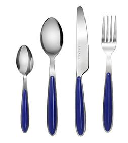 Exzact EX07-16 pcs Flatware Cutlery Set - Stainless Steel Wi