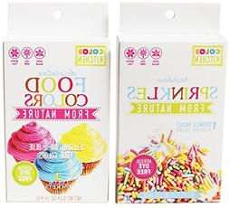 Food Coloring - ColorKitchen Food Coloring Set of 3 - Colors