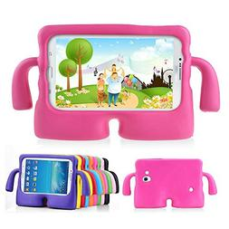 Lioeo Samsung Galaxy Tab 3/3 Lite 7.0 Case for Kids Rubber S