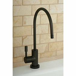 Gourmetier KS8195DL Concord Water Filtration Faucet, Oil Rub