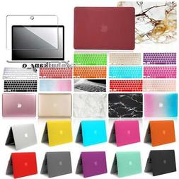 Hard Case Cover + KB Skin + Screen Proctector For 2016 MacBo
