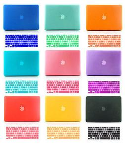 Hard Rubberized Case+Keyboard Cover for Mac Macbook Air 11 P