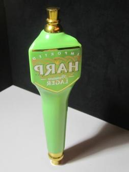 Harp Irish Lager Tap Handle by Guinness