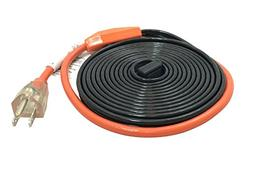 Frost King HC12A Automatic Electric Heat Cable Kit, 12 Feet,