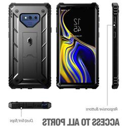 Heavy Duty Rugged Case For Galaxy Note 9 Cover,With Built-