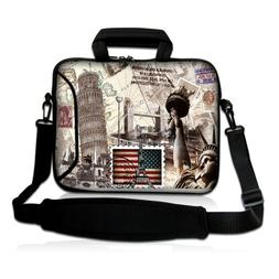 """History in the bag 15"""" 15.4"""" 15.6"""" inch Notebook Laptop Shou"""