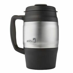 Bubba 34 oz Travel Insulated Coffee Mug Cup Classic BLACK Po