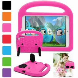 For iPad 9.7 5th 6th Generation Stand Case Kids Safe Eva Foa