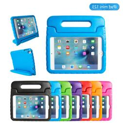 "For iPad Mini 1 2 3 7.9"" Case Kids Proof Tough Foam With Han"