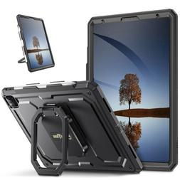 """For iPad Pro 11"""" 2018 Shockproof Rugged Grip Stand Case Cove"""