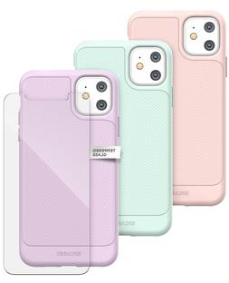 iPhone 11 Case Lavender | Pink | Green | Thin Grip With Scre